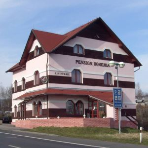 Penzion Bohemia - Dubí (pension, restaurace)